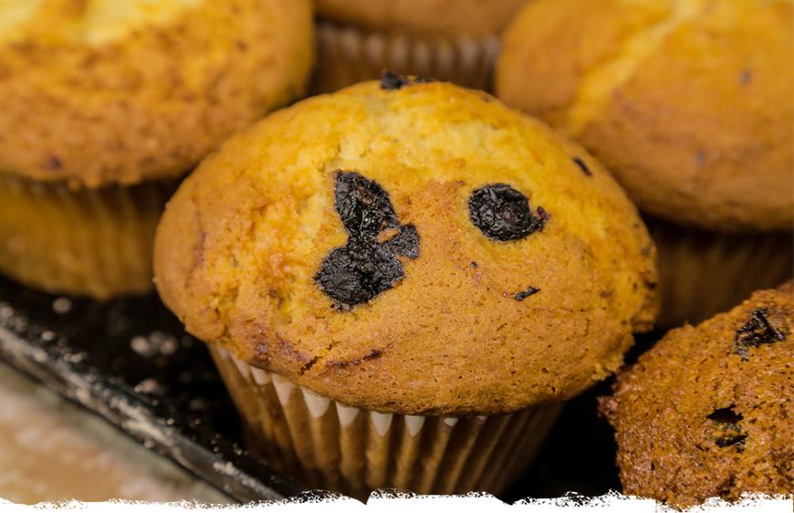 A Muffin That Tastes Like a Doughnut
